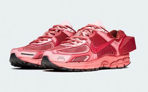 """A-COLD-WALL x Nike Zoom Vomero +5 """"Redox"""" 货号:AT3152-888"""