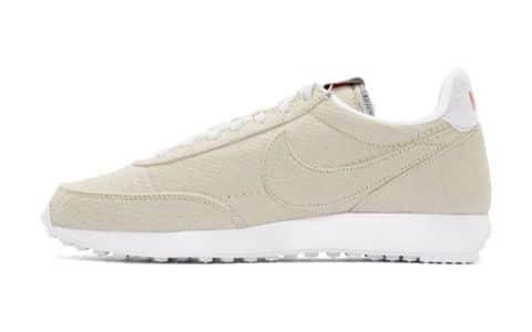 米色简约百搭!Stranger Things x Nike两种鞋款你更偏爱哪一个?