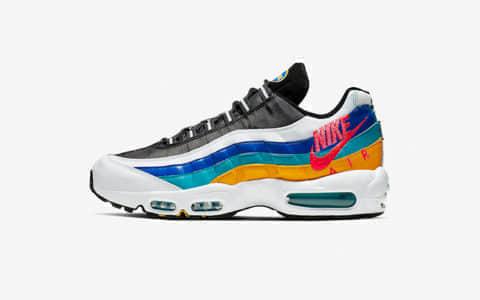 """Nike Air Max 95 """"Sportswear"""" 货号:AJ2018-123"""