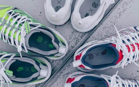 CLOT x Nike Air Max 97/Haven 货号:AO2134-700/AO2134-100/AO2134-101