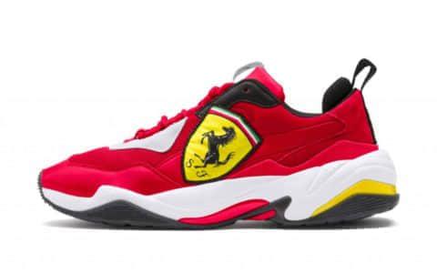 Ferrari x PUMA Thunder 货号:339869-02