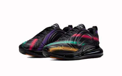 Nike Air Max 720 极光配色,货号:AO2924-023