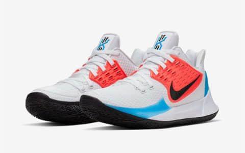 Nike Kyrie Low 2精选欧文低帮鞋款 货号:AV6337-100