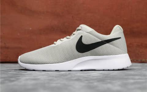 Nike Roshe Run TANJUN灰黑 耐克公司级奥运伦敦3代海玻璃鞋垫 货号:812654-012