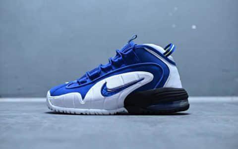Air Max Penny 1耐克真标高品质便士哈达威签名战靴顶级复刻篮球鞋 货号:685153-003
