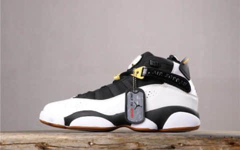 Air Jordan 6 Rings GG乔丹纯原真碳版本六冠王原厂皮革原盒原标 货号:323399-100