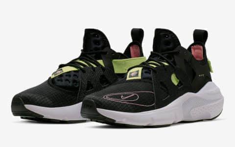 Nike Huarache Type N.354新配色将于7月26日发布 货号:BQ5102-001
