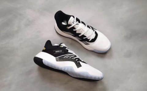 adidas D.O.N.lssue #1阿迪达斯纯原品质米切尔第一代签名篮球鞋全码独家出货细节对比任何版本 货号:EG5670