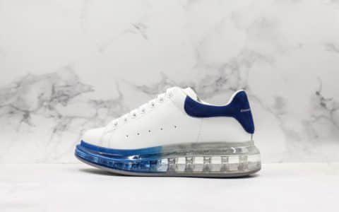 Alexpander McQueen麦昆顶级纯原专柜最新三代气垫鞋区别市面通货版本