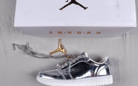 耐克Nike Air Jordan 1 AJ1代 Low经典乔丹一代纯原品质低帮篮球板鞋系列 货号:852549-003