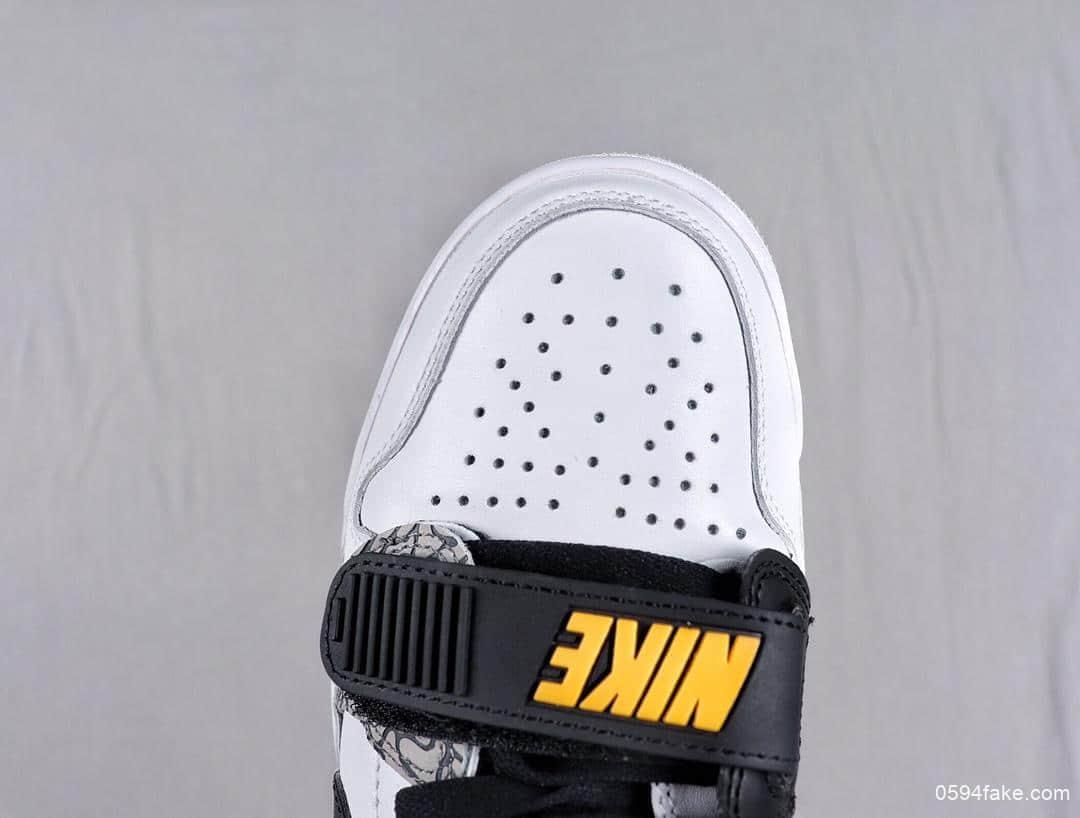 乔丹联名款Don C x Air Jordan Legacy 312 low公司级AJ312低帮实战篮球鞋 货号:CD9054-108