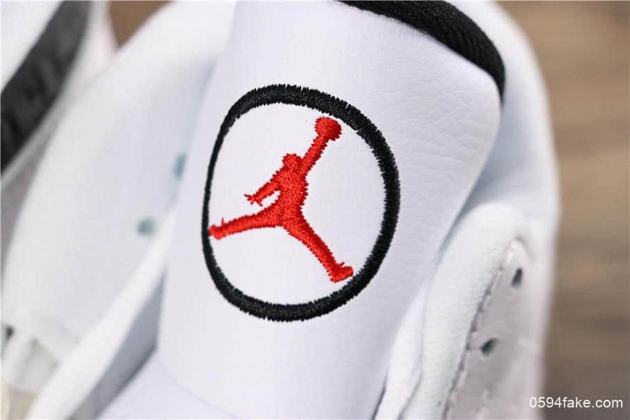乔丹Air Jordan 13 Love & Respect纯原版本AJ13爱与尊重白黑高帮实战篮球鞋 货号:888164-112