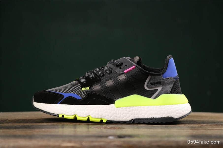 阿迪达斯Adidas Nite Jogger 2019 Boost夜行者网