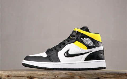 Air Jordan 1 Mid Quai 54四色鸳鸯 乔丹公司级高品质AJ球鞋 货号:554724-605