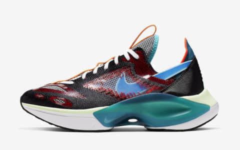 Nike N110 D MS X DIMSIX与众不同的独特设计和配色预计7月13号发布 货号:AT5405-001