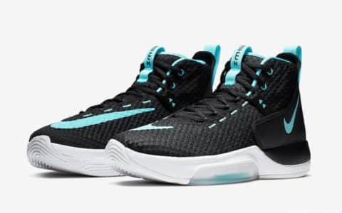 看起来就很高级的Tiffany配色!这款Nike Zoom Rise即将发售! 货号:BQ5467-001