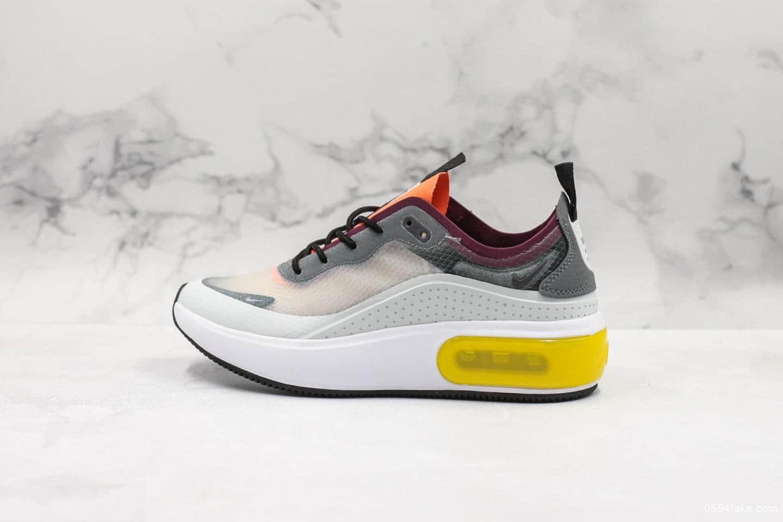 耐克Nike Air Max Dia Grey Multi Womens公司级最新