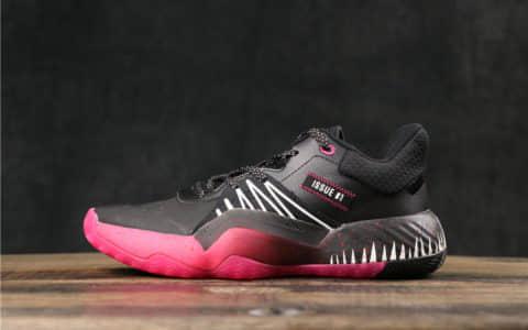阿迪达斯 D.O.N. Issue 1米切尔一代公司级版本原盒原标漫威低帮休闲运动文化篮球鞋 货号:EF8758