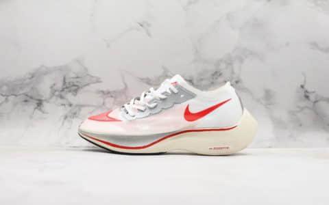 耐克Nike ZoomX Vaporfly Next%公司级版本马拉松跑步鞋全新Vaporweave科技泡棉护垫非对称鞋带系统 货号:AO4568