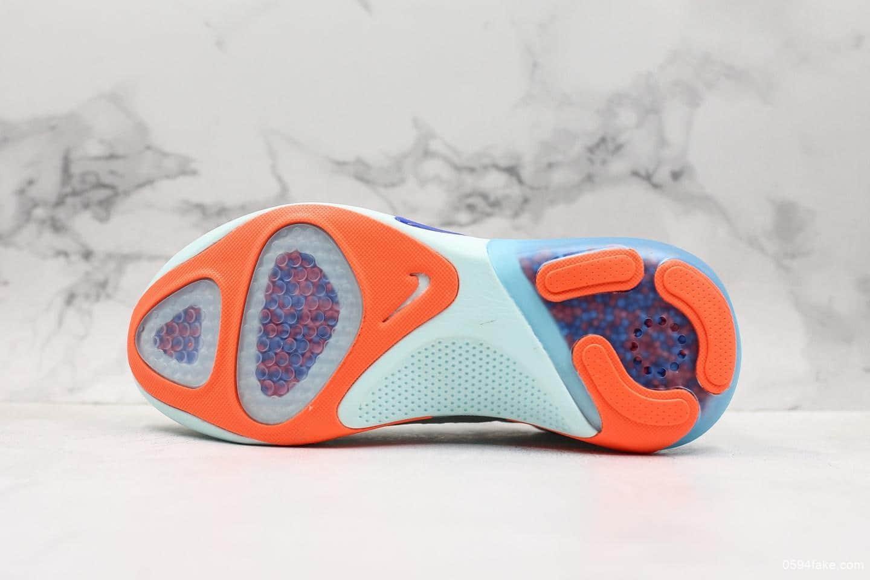 耐克Nike Joyride Run FK公司级版本黑科技篮彩颗粒减震跑鞋小红书爆款 货号:AQ2730-100