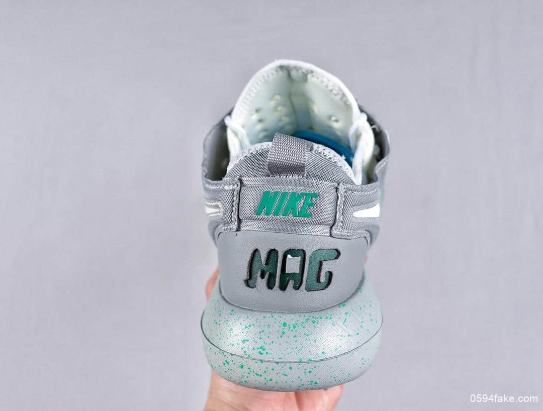 耐克Nike Roshe Run纯原版本Air Mag配色原盒原标原厂大底区别市面通货版本细节自行对比 货号:844931-011