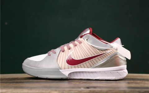 耐克Nike Zoom Kobe IV 4 Protro Carpe Diem公司级版本科比4及时行乐复刻低帮运动篮球鞋 货号:344335-061
