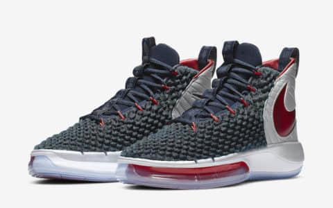 "Nike AlphaDunk""Dunk of Death""全新性能篮球鞋即将发售! 货号:BQ5401-003"