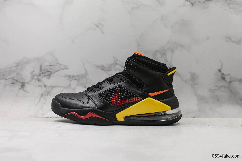 耐克Nike Air Jordan Mars 270纯原版本乔丹气垫