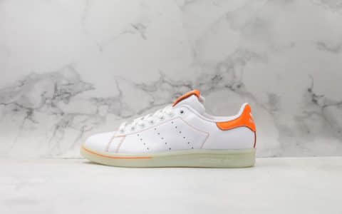 阿迪达斯Vlone x Adidas Stan Smith史密斯联名款纯原版本低帮百搭板鞋原装原盒顶级头层小牛皮