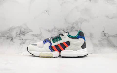 阿迪达斯adidas ZX Torsion纯原版本复古跑步鞋从经典的ZX家族鞋型中汲取灵感采用网眼面料和麂皮材质搭配