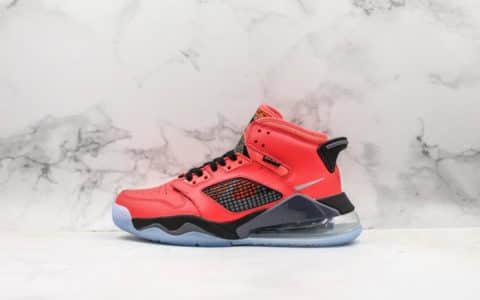 """乔丹Jordan Mars 270""""PSG""""红黑气垫篮球鞋公司级 经典合体鞋款TPU组合鞋底 黑红:CN2218-600"""