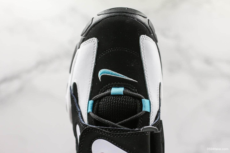 耐克Nike Air Barrage Mid纯原版本猛龙篮球鞋原鞋开发原盒美金标平台渠道独家出货 货号:AT7847-001