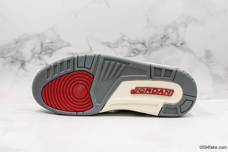 乔丹Air Jordan Legacy 312纯原版本全新灰水泥配色最强三合一AJ312 货号:AV3922-002