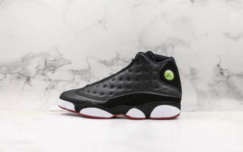 """乔丹Air Jordan XIII """"All Star""""全明星AJ13实战篮球鞋OG纯原市面顶级版本 货号:414571-001"""