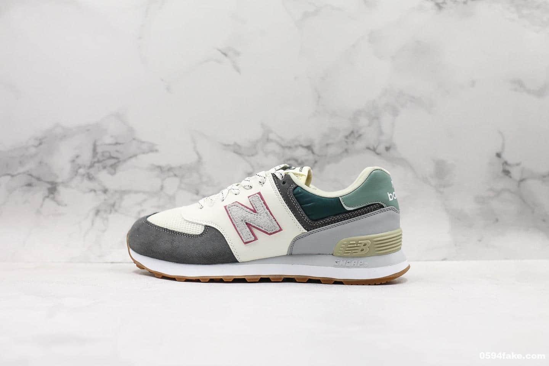 新百伦NewBalance NB官方2019新款574系列男鞋女鞋经典复古休闲鞋运动鞋 货号:WL