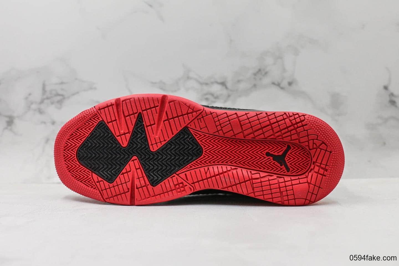 乔丹Air Jordan Mars 270气垫联名纯原版本AJ合体鞋款半掌气垫缓冲篮球鞋 货号:CD7070-006