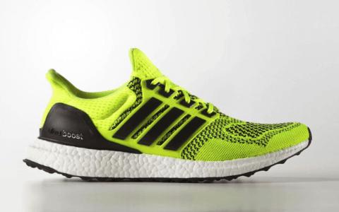 "adidas Ultra Boost 1.0""Solar Yellow""回归!10月3日发售! 货号:S77414"