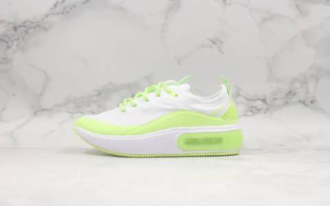 耐克Nike Air Max Dia Grey Multi气垫慢跑鞋透气运动鞋微黄绿白真标带半码 货号:AQ4312-004