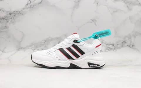 阿迪达斯Adidas Ogiginals Strutter公司级版本三叶草新款轻便复古老爹鞋休闲鞋 货号:EG2655
