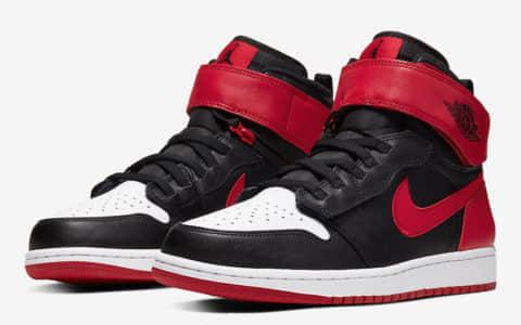 """官图释出!Air Jordan 1 High FlyEase"""" Gym Red""""将于11月1日发售! 货号:CQ3835-001"""