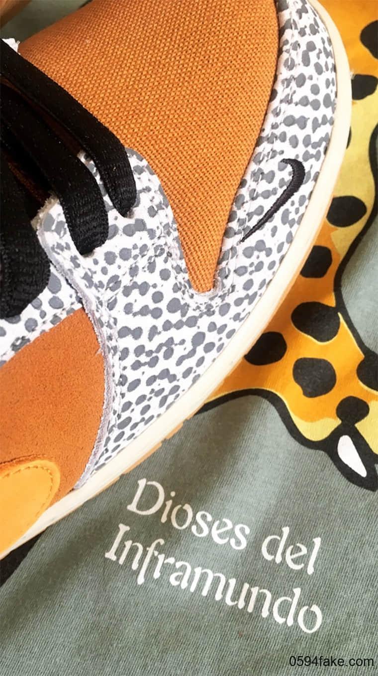 """Nike SB Dunk Low """"Safari"""" 首度曝光!好看哭了!"""