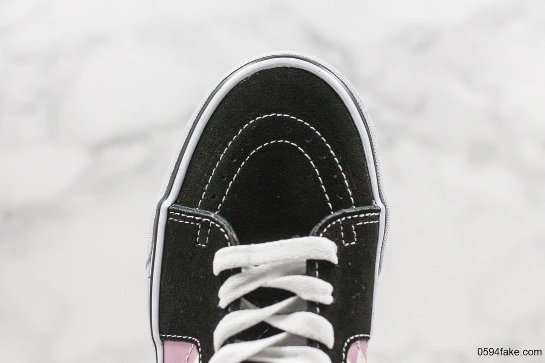 万斯Vans SK8-Hi硫化板鞋男女情侣休闲鞋2019爆款圣诞夜惊魂夜光高帮公司级带半码原钢印带合格证