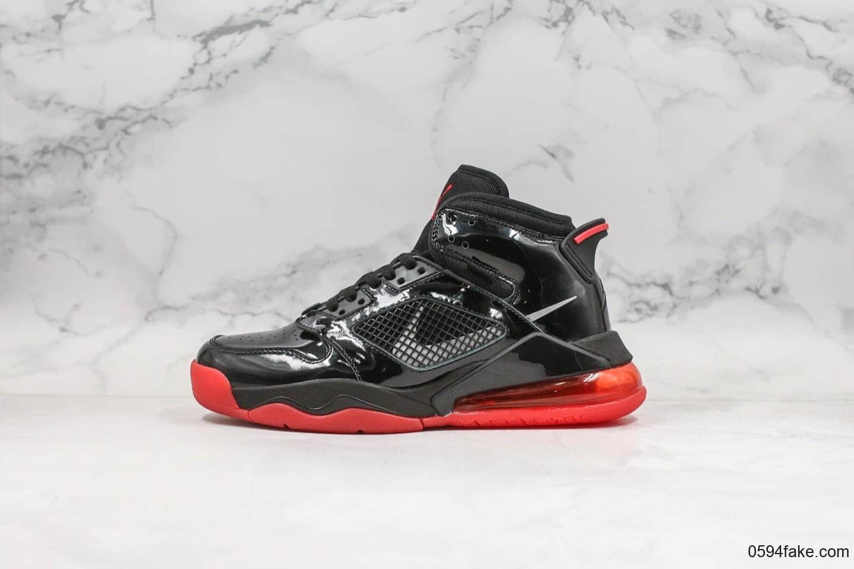 耐克NIKE Jordan Mars 270纯原版本乔丹气垫实战篮球鞋黑扣碎史上最强四合一搭载Max270气垫原盒原标 货号:CD7070-061