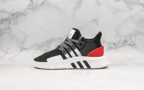 阿迪达斯Adidas EQT Bask ADV纯原级蜂窝呼吸代购指定版本正确PU大底阿迪EQT休闲运动鞋区别市面先行版本 货号:EE5024
