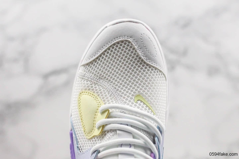耐克Nike Joyride Run Flyknit Racer Blue pink纯原版本游玩慢跑系列颗粒二代小红书爆款真TPE颗粒爆米花填充 货号:AO1742-100