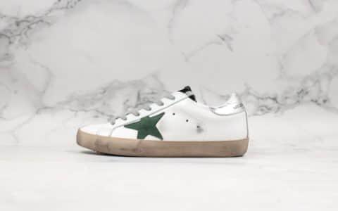 小脏鞋GoIden Goose GGDB纯原版本官方全新配色原鞋一比一开模细节完美复原原厂材料打造