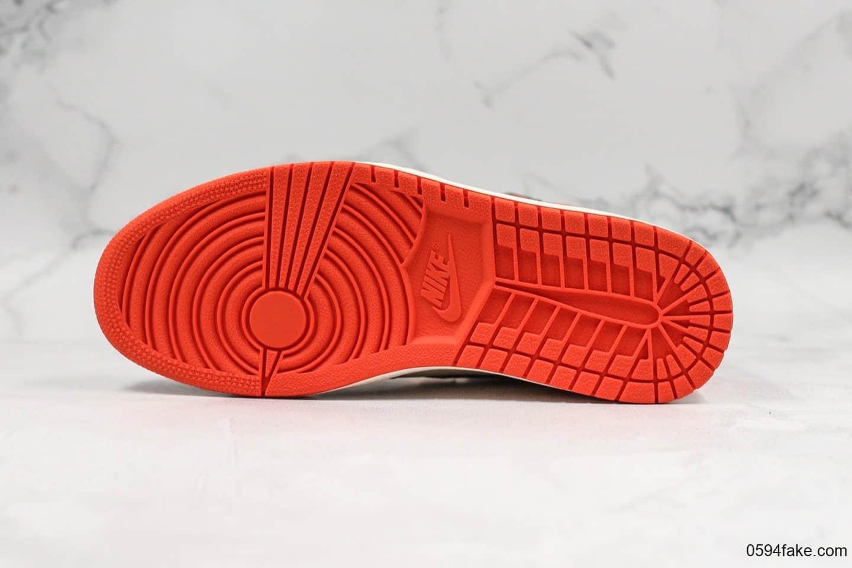 乔丹Air Jordan 1 Retro High OG Art Basel Miami AJ-1 x Solefly顶级纯原版本迈阿密联名款AJ1鞋王塔克率先上脚 货号:AV3905-138