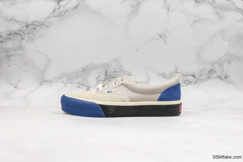 万斯Vans by Vault安纳海姆aut系列秋冬新款原厂硫化低帮化板鞋
