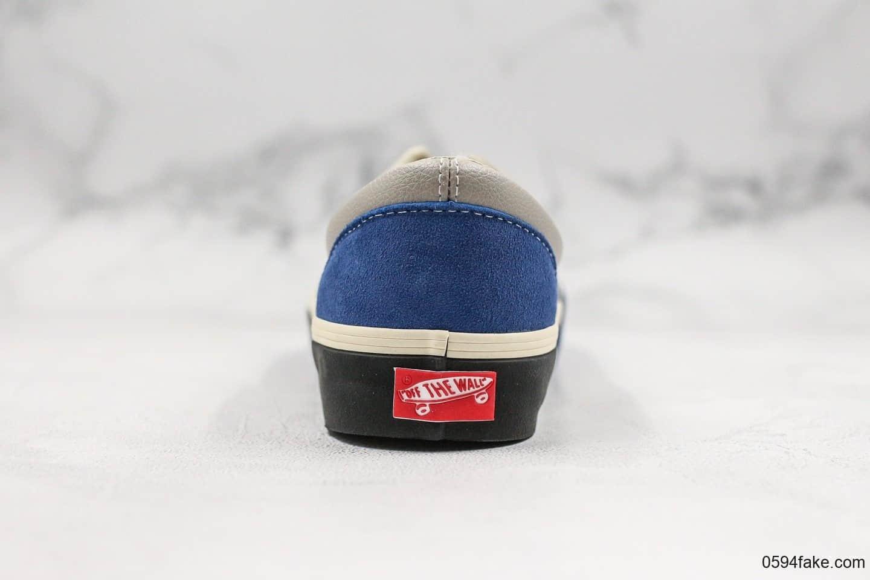 万斯Vans by Vault安纳海姆aut系列公司级版本秋冬新款原厂硫化低帮化板鞋