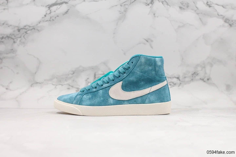 耐克Nike SB Zoom Blazer MID公司级版本高帮开拓者